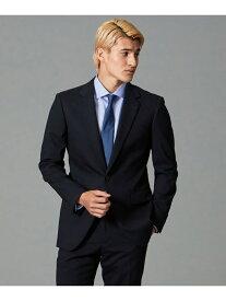 CK CALVIN KLEIN 【スーツ】ミニスターウール ジャケット CK カルバン・クライン ビジネス/フォーマル スーツ ネイビー ブラック【送料無料】