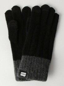 UNITED ARROWS green label relaxing [エヴォログ]SCEVOLGMINOSグローブ・手袋<機能性/タッチパネル対応> ユナイテッドアローズ グリーンレーベルリラクシング ファッショングッズ 手袋 ブラック【送料無料】