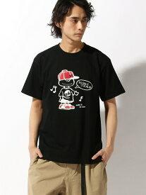 【SALE/30%OFF】DOUBLE STEAL Enjoy DOUBZ TEE ダブルスティール カットソー Tシャツ ブラック ホワイト【RBA_E】