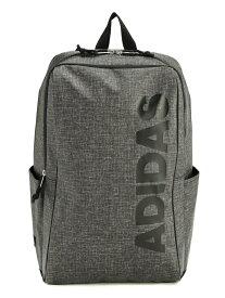 adidas adidas/バックパック スクエアデイパックタイプ 19リットル B4サイズ エースバッグズアンドラゲッジ バッグ リュック/バックパック ブラック【送料無料】