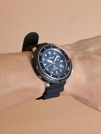 SHIPS SEIKO:SeikoProspexDiverScubaLOWERCASESpecialEditionSHIPSExclusiveMode シップス ファッショングッズ 腕時計 ネイビー【送料無料】
