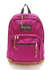 JANSPORT RIGHT PACK ジャンスポーツ バッグ リュック/バックパック パープル【送料無料】