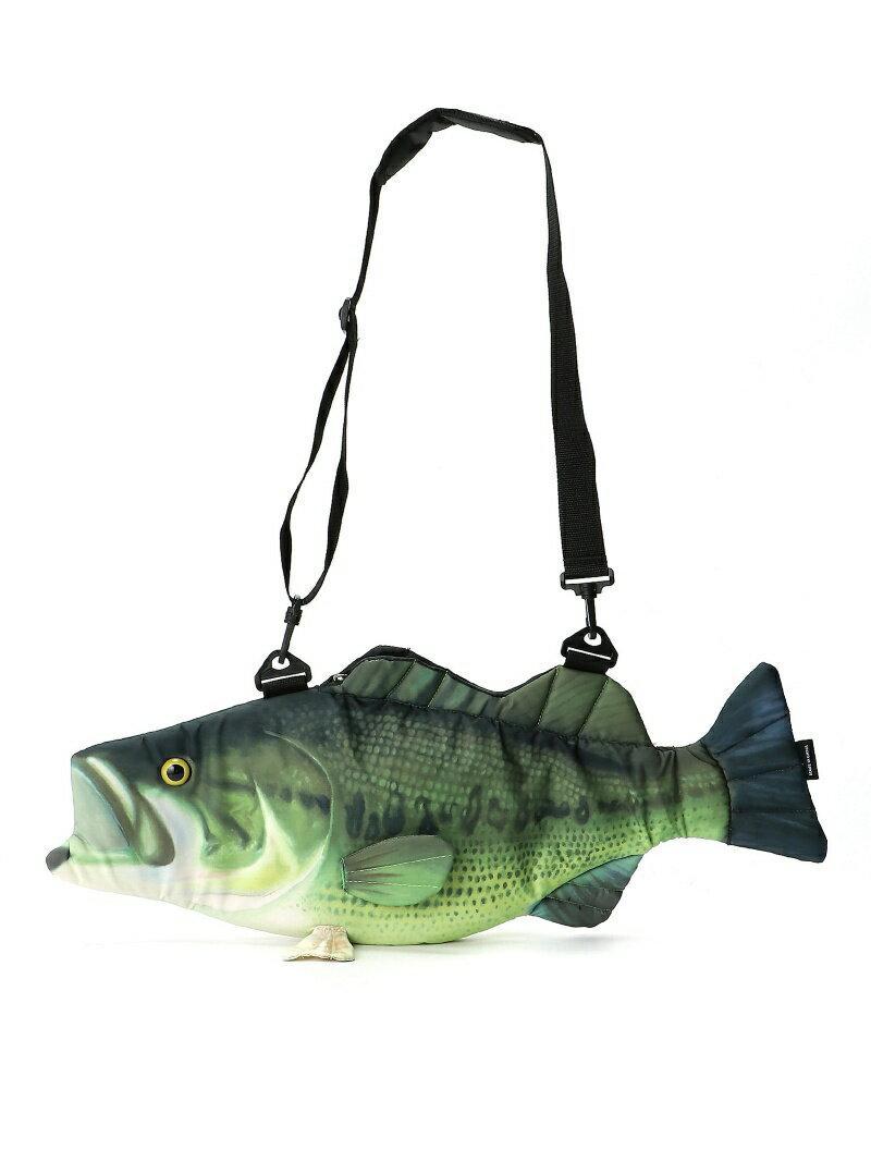 FiiiiiSH FISH BAG-LARGE MOUTH BASS グローバルフォルムコンクリート バッグ【送料無料】