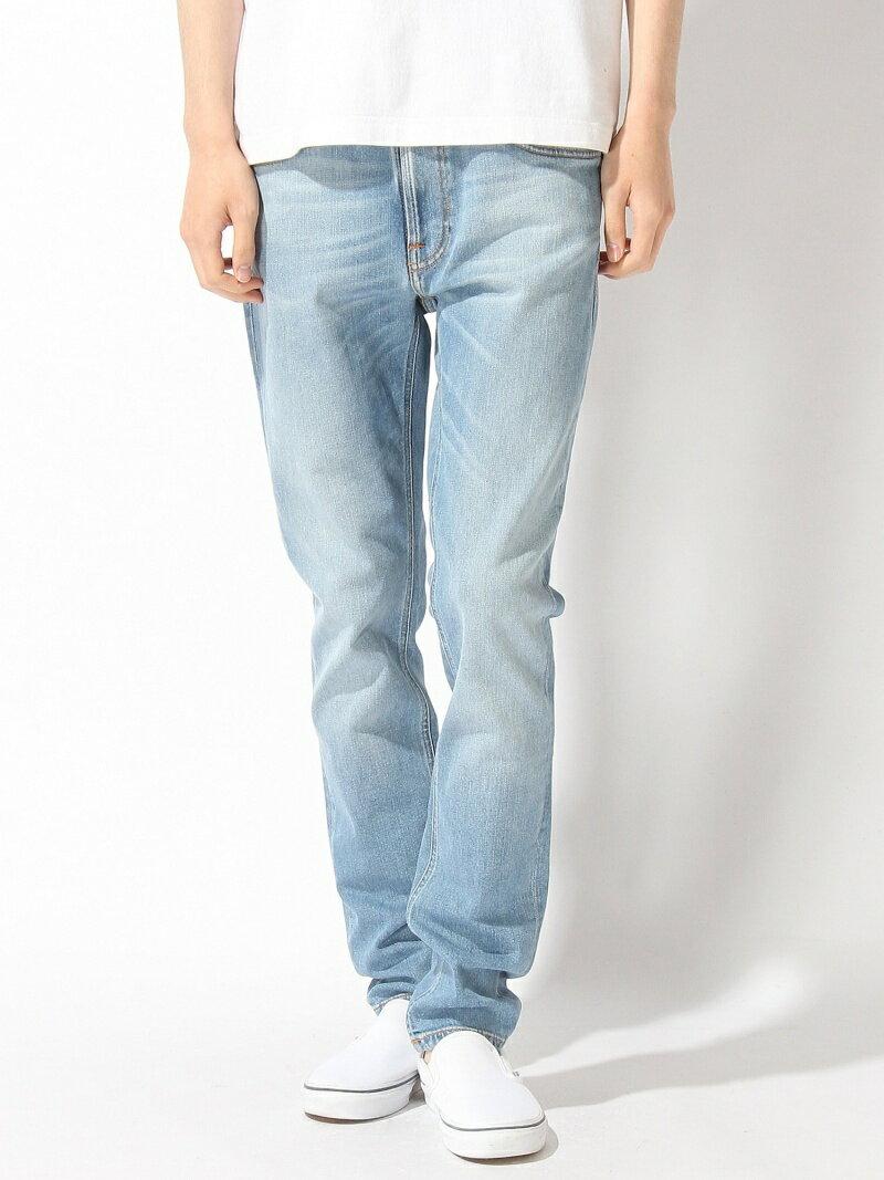 【SALE/40%OFF】nudie jeans/(M)Lean Dean_スリムジーンズ ヌーディージーンズ / フランクリンアンドマーシャル パンツ/ジーンズ【RBA_S】【RBA_E】【送料無料】