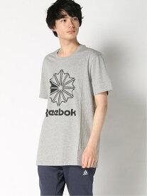 【SALE/20%OFF】Reebok Classic (M)CL ビッグロゴ Tシャツ リーボック カットソー Tシャツ グレー ブラック ネイビー ホワイト【RBA_E】