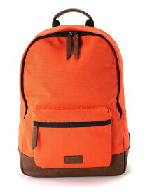 【SALE/30%OFF】FOSSIL (M)ESTATE BACKPACK MBG9218 フォッシル バッグ リュック/バックパック オレンジ グレー【RBA_E】【送料無料】
