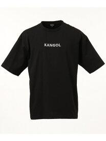 SHARE PARK KANGOL別注クルーネックTシャツ シェアパーク カットソー Tシャツ ブラック ホワイト ベージュ【送料無料】
