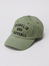 nudie jeans FRANKLIN&MARSHALL/(U)キャップ ヌーディージーンズ / フランクリンアンドマーシャル 帽子/ヘア小物【送料無料】
