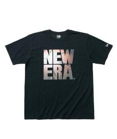 ニューエラ Tシャツ NEW ERA パフォーマンス Tシャツ バスケットボール スクエア ニューエラ ブラック 11901348 メンズ アパレル トップス 送料無料