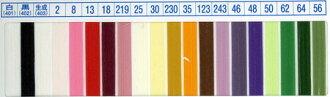 ★ 多彈力織物邊框或對角線。 富士克制綿鎖縫機執行緒 (1000 米卷)
