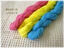 【ダルマ】カラーしつけ糸綿100%  420m(18g)とっても便利な色付きしつけ糸です。きれいな色が揃っています。