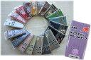 金天馬 キングスパンカラーゴムテープ【6mm巾×3m入り】いろいろな色が揃っています。全20色ヘアーアクセサリー作り…