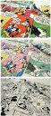 キルティングディズニーキャラクター生地ミッキーのレトロコミックプリント大きめのプリントがかわいい♪☆入園入学に…