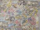 キルティングキャラクター生地≪ディズニープリンセス≫ストーリー柄の半針キルト生地生地/布/コットン100%/Disney/…