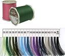 ★パッチワーク・キルト専用糸フジックスキルター50番/250m巻/ポリエステル100%/右撚りの手縫い専用糸なので、糸のよ…