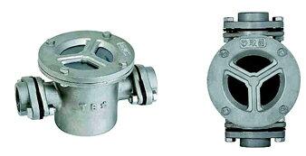 TB式砂取器 (ステンレス製)TB3737 25A 東邦工業
