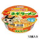 カップSUGAKIYAネギラーメン 1箱(12食入)