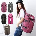 レディース メンズ 2way バックパック リュック 大容量 大きいサイズ スポーツバッグ ボストンバッグ 鞄 登山 ショル…