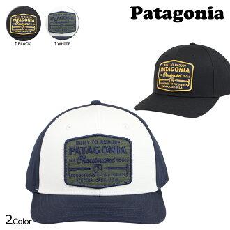 巴塔哥尼亞巴塔哥尼亞男士帽頂嘴帽 38095 2 顏色 CHOUINARD 冰工具羅傑,帽子