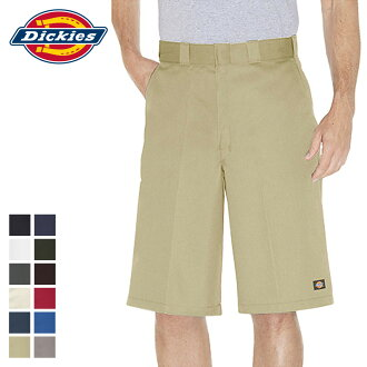 42283 Dickies DICKIES ワークショーツ 13Loose Fit Multi Pocket Work Short polyester mens