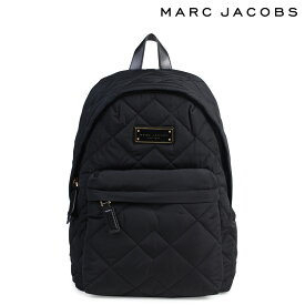 MARC JACOBS マークジェイコブス リュック バッグ バックパック レディース QUILTED BACKPACK ブラック 黒 M0011321