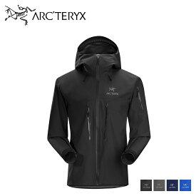 ARC'TERYX アークテリクス ジャケット アルファ ALPHA SV JACKET メンズ ブラック 黒 グレー ネイビー ブルー 18082