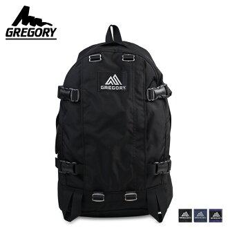 GREGORY Gregory rucksack day pack 22L Allday ALL DAY black black navy men gap Dis 65190
