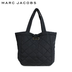 MARC JACOBS マークジェイコブス バッグ トートバッグ マザーズバッグ レディース QUILTED TOTE ブラック 黒 M0011322