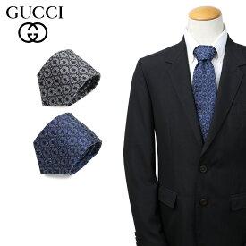 GUCCI グッチ ネクタイ メンズ イタリア製 シルク ビジネス 結婚式 ブランド