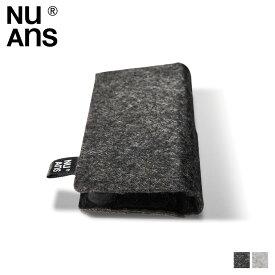 ニュアンス NuAns マルチ ケーブル ホルダー iPhone スマホ 携帯 パソコン PC USBケーブル FOLDKEEPER MULTI CABLE HOLDER ブラック ホワイト 黒 白 NA-FOK