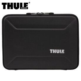 THULE スーリー パソコンケース スリーブ 12インチ ガウンレット メンズ レディース GAUNTLET 4 SLEEVE 12 ブラック 黒 3203969