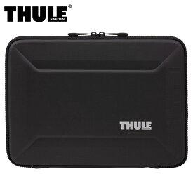 THULE スーリー パソコンケース スリーブ 15インチ ガウンレット メンズ レディース GAUNTLET 4 SLEEVE 15 ブラック 黒 3203973