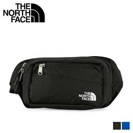 THE NORTH FACE ノースフェイス バッグ ウエストバッグ ボディバッグ ショルダー メンズ レディース ボザー 2L BOZER HIP PACK 2 ブラック ブルー 黒 NF0A2UCX