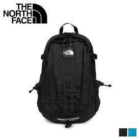 THE NORTH FACE ノースフェイス リュック バッグ バックパック ホット ショット メンズ レディース HOT SHOT SE ブラック ブルー 黒 T93KYJ
