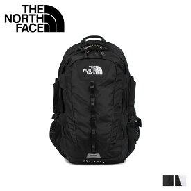 ノースフェイス THE NORTH FACE リュック バッグ バックパック ホットショット メンズ レディース 26L HOT SHOT CLASSIC ブラック ホワイト 黒 白 NM71862