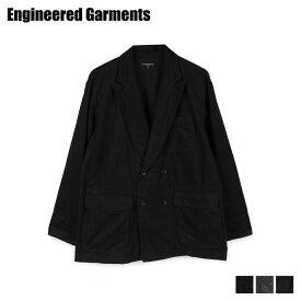 【最大600円OFFクーポン】 ENGINEERED GARMENTS エンジニアードガーメンツ ジャケット アウター メンズ DL JACKET ブラック グレー ネイビー 黒 19FD003