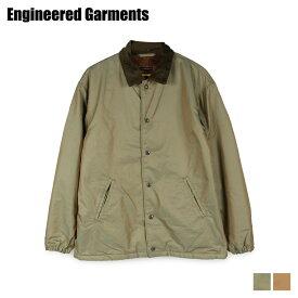 ENGINEERED GARMENTS エンジニアドガーメンツ ジャケット メンズ GROUND JACKET オリーブ オレンジ 19FD017-T [11/12 新入荷]