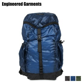 ENGINEERED GARMENTS エンジニアドガーメンツ リュック バッグ バックパック メンズ レディース UL BACKPACK ブラック ネイビー オリーブ 黒 19FH020