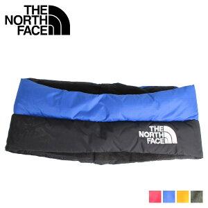 THE NORTH FACE ノースフェイス ダウン ヘアバンド ヘッドバンド ヌプシ メンズ レディース NUPTSE HEADBAND レッド ブルー イエロー カモ 迷彩 NF0A3FL7