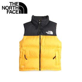 THE NORTH FACE ノースフェイス レトロ ヌプシ ダウンベスト ベスト レディース WOMENS 1996 RETRO NUPTSE VEST 2 イエロー NF0A3XEP