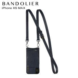 バンドリヤー BANDOLIER iPhone XS MAX ケース スマホ 携帯 レディース CASEY NAVY ネイビー 10cas