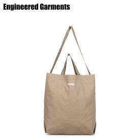 ENGINEERED GARMENTS エンジニアドガーメンツ バッグ トートバッグ ショルダーバッグ メンズ レディース 2WAY CARRY ALL TOTE ベージュ 20S1H015 [3/26 新入荷]