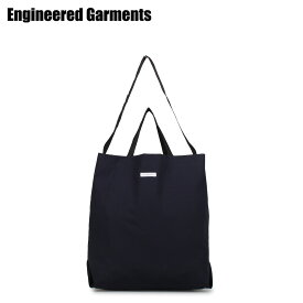 ENGINEERED GARMENTS エンジニアドガーメンツ バッグ トートバッグ ショルダーバッグ メンズ レディース 2WAY CARRY ALL TOTE ネイビー 20S1H015 [3/26 新入荷]