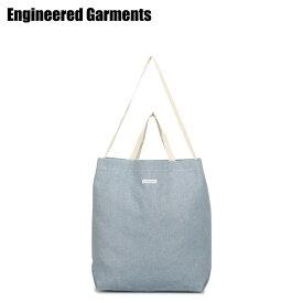 ENGINEERED GARMENTS エンジニアドガーメンツ バッグ トートバッグ ショルダーバッグ メンズ レディース 2WAY CARRY ALL TOTE ブルー 20S1H015 [3/26 新入荷]