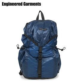ENGINEERED GARMENTS エンジニアドガーメンツ リュック バッグ バックパック メンズ レディース UL BACKPACK ブルー 20S1H020 [3/27 新入荷]