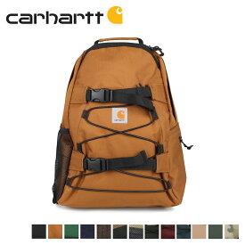 carhartt WIP カーハート リュック バッグ バックパック メンズ レディース 防水 24.8L KICKFLIP BACKPACK ブラック ブラウン グリーン 黒 I006288