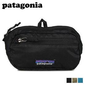 patagonia パタゴニア ウルトラライト ブラック ホール ミニ ヒップ パック バッグ ウエストバッグ ボディバッグ メンズ 撥水 1L ULTRALIGHT BLACK HOLE MINI HIP PACK ブラック 黒 49447