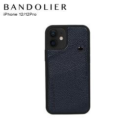 バンドリヤー BANDOLIER iPhone 12Pro ケース スマホ 携帯 アイフォン アレックス メンズ レディース ALEX NAVY ネイビー 60ALNVYP