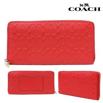 教练教练钱包钱包 F52330 红女士