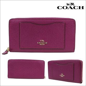 教练教练钱包钱包 F54007 粉红女士